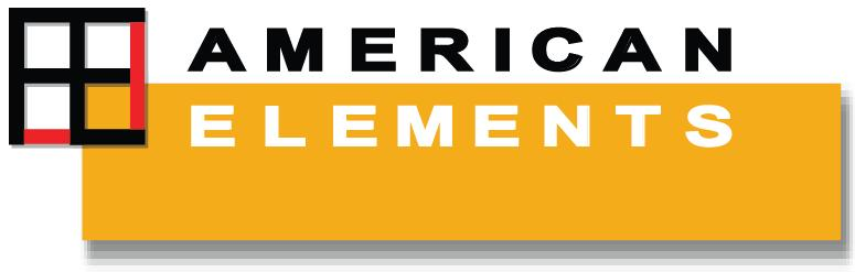 American Elements high purity nanophotonics, organometallics, nano-optics,electro-optics  & photovoltaics materials global manufacturer